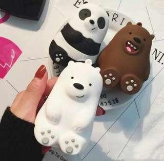 WE BARE BEARS POWERBANK!