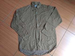#mauheadset kemeja batik