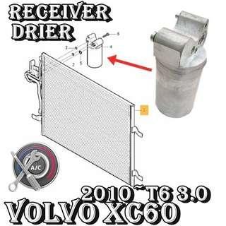 Volvo XC60 2010 T6 3.0 Car Air Conditioning Receiver Drier  Car Air Con Workshop Services and Repair
