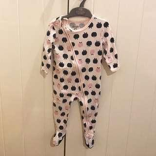 Sleepsuit cotton on size 12-18m