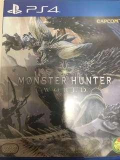 Monster Hunter World 「PS4 」
