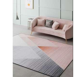 Modern Chenille Rug | Bedroom Living Room | Carpet