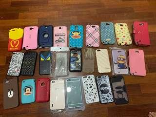 Assorted Phone Covers (All for RM20!)