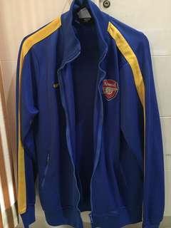 Jaket Training Arsenal KW Thai
