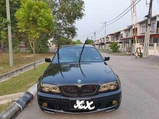 02 BMW 320i 2.2 M-SPORT e46