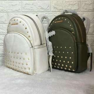 Authentic Overrun Michael Kors Backpack