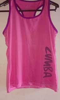 Take all Baju zumba / aerobic / senam