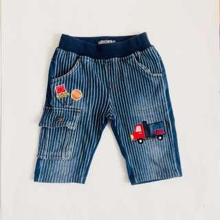 MIKIHOUSE BABY BOY PANTS OR SHORTS