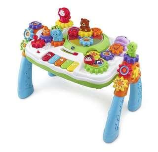 🚚 BRAND NEW VTech GearZooz 2-in-1 Jungle Friends Gear Park  VTech