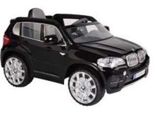 BMW X5搖控電動車 兒童電動車 雙驅雙馬達 原廠授權 生日禮物  雙門可開 兒童節禮物 #半價良品市集