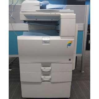 Ricoh Aficio MP C2030 Colour Multi Function Printer Photocopier Scanner with Networking