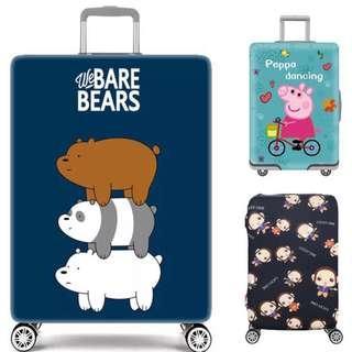 🚚 Cartoon Series Luggage Cover