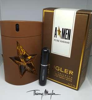 Mugler Pure Havane (5ML & 10ML)