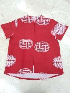 Batik Top ( Preloved )