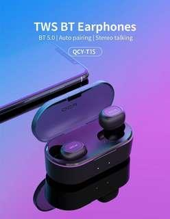 Brand New QCY T2C Wireless Bluetooth Earphones