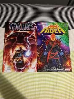 Marvel comics cosmic ghost rider
