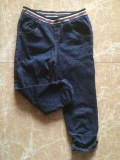 Jeans kerut