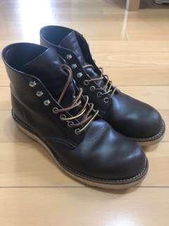Redwing boots 8166復刻 No.8134 US 8 啡色