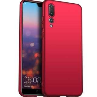 [BNIB] Huawei P20 Pro Case + Tempered Glass + Lens Protector