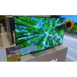 tv oled LG bisa langsung dikredit bunga 0% ga pakai kartu kredit