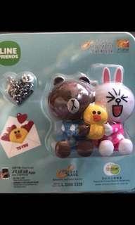 Line Friend 八達通