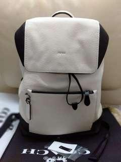 Authentic Manhattan Backpack In Colorblock by Coach