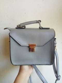 Sling Bag Grey