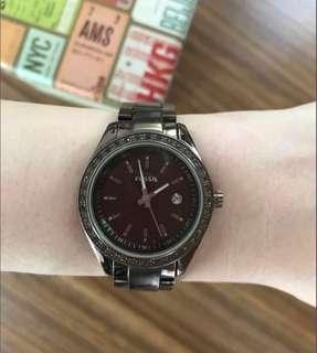 Jam Fossil Authentic