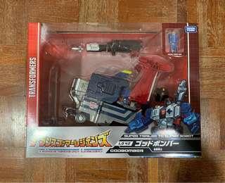 Transformers Legends LG42 Godbomber
