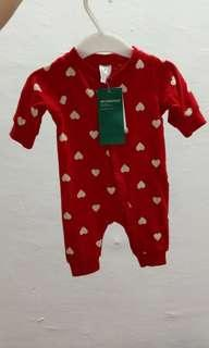 h&m sleepsuit new with tag