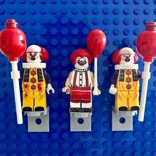 Clown 🤡 Minifigures