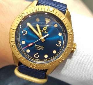 Boldr Voyager Diver Watch ( Full Set Warranty ! )
