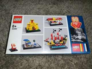 LEGO 40290 60th anniversary set