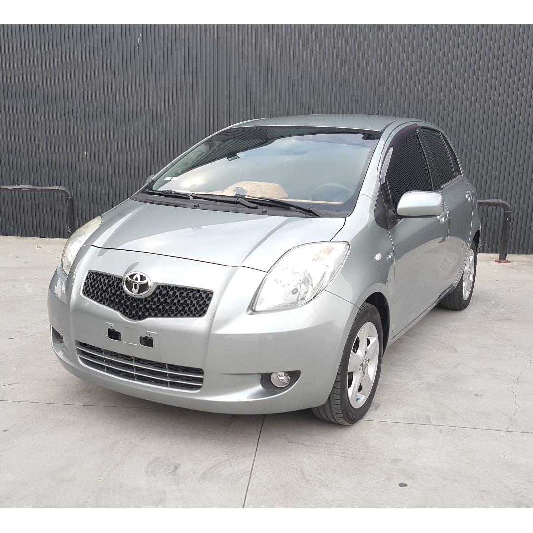 2007 豐田 YARIS 1.5  協助貸款 全額貸 超額貸 低月付