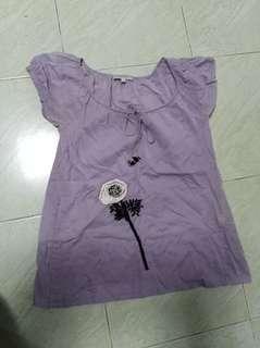 British India Purple Top