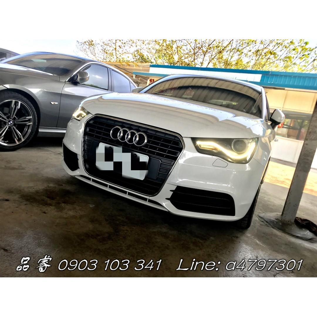 2012 Audi A1 1.4