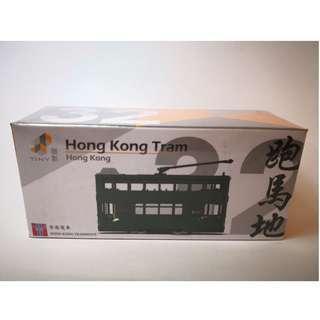 TINY 32 香港電車 Hong Kong Tram (跑馬地)  電車