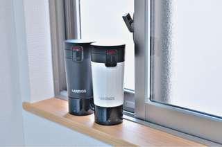 《香港首賣》LEKMOS®充電式加熱保溫杯