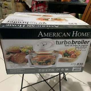 American Home Turbo Broiler
