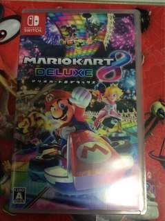 孖寶賽車 Mario Katy 8 Deluxe Switch 日版