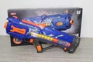 Semi-Auto Soft Gun Blaze Storm Battery operated Soft Ball Gun