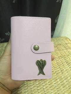 Passport holder leather from thailand