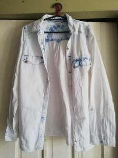 Denim Washed Shirt