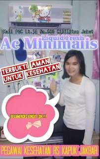 Ac minimalis liquid fresh