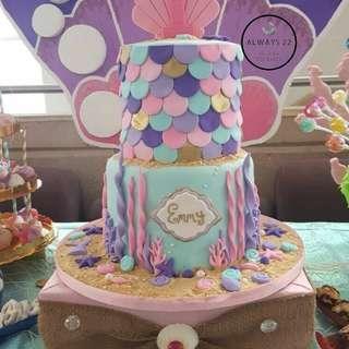 🚚 Pretty Tasty Cakes!