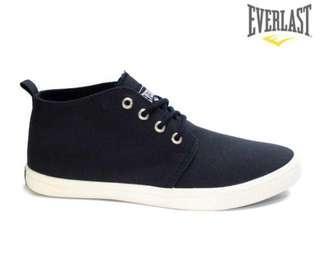 Everlast Navy Highcut Canvas Shoes