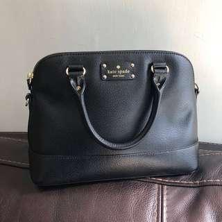 Kate Spade leather bag 真皮手袋 新淨