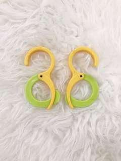 Baby Stroller Accessories Hook For Carts/Pram Bag Carriage Hanging
