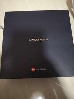 🚚 HUAWEI Mate 10