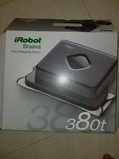 iRobot braava floor mopping robot 380t